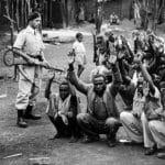 British Troops in Kenya 1954