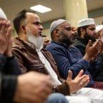 East London Muslims at prayer - Jack Taylor