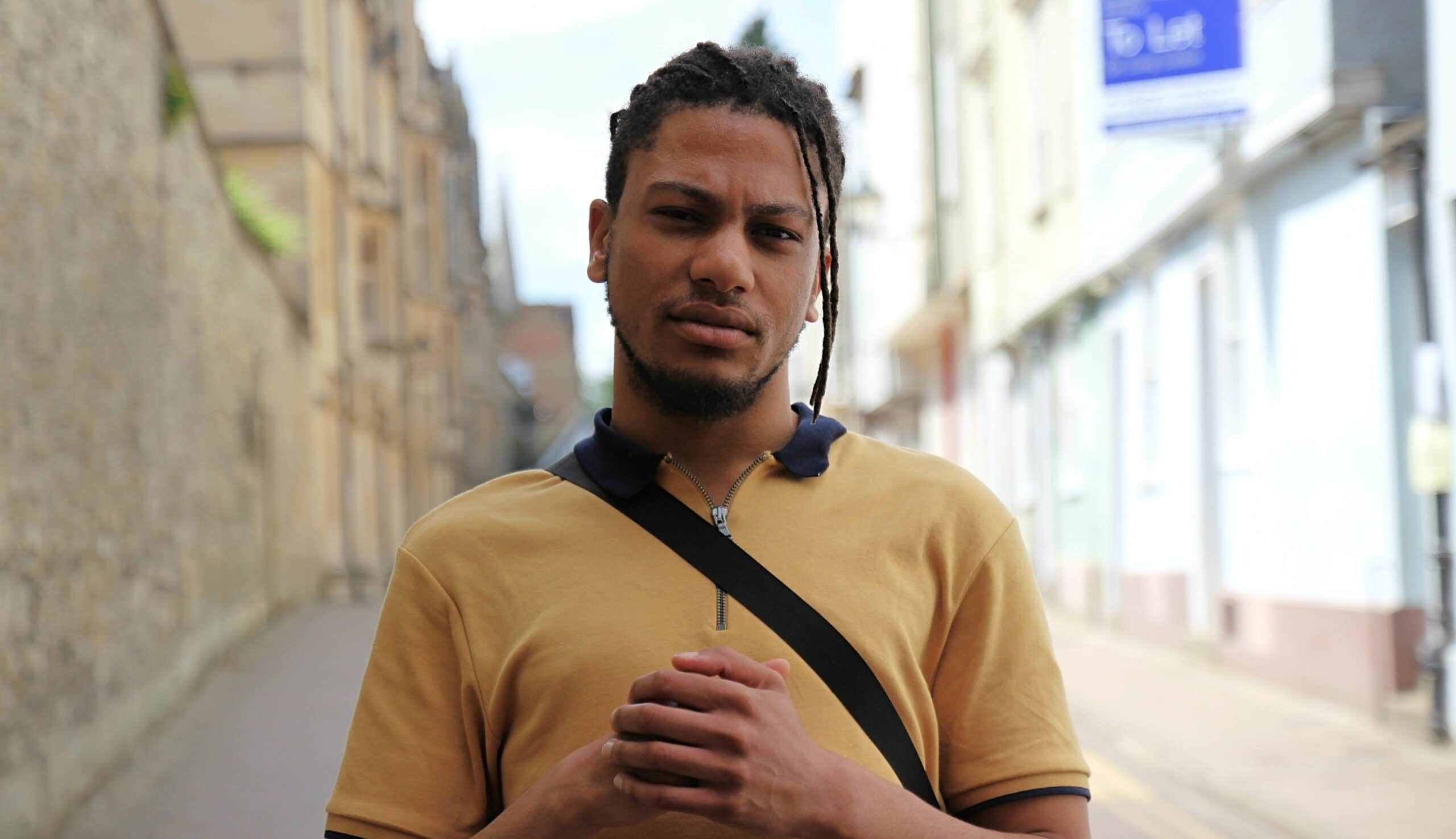 Mamoun Elagab - MANDEM interview
