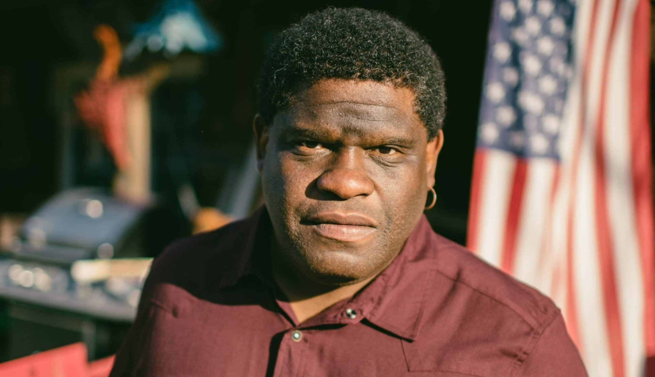 Gary Younge America