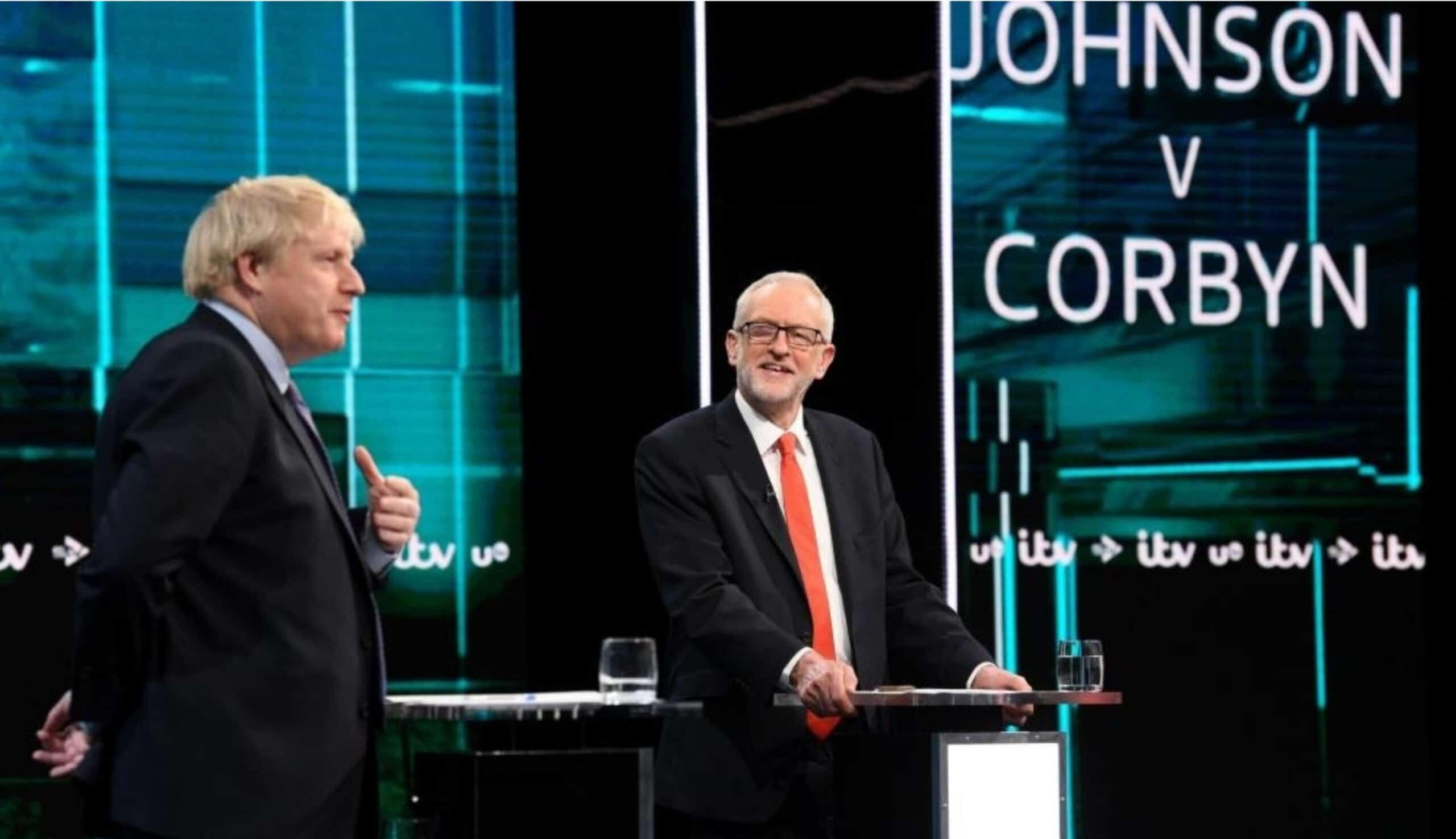 Corbyn - Johnson TV debate
