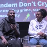Mandem Dont Cry Barbican event